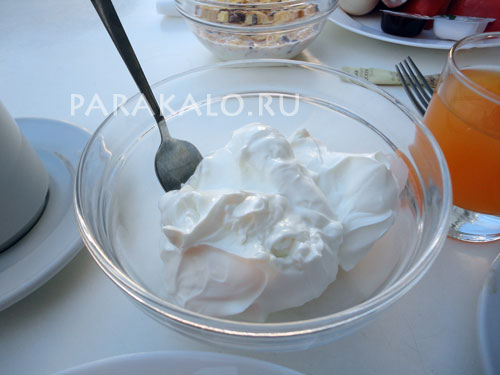 Натуральный греческий йогурт - рецепт приготовления