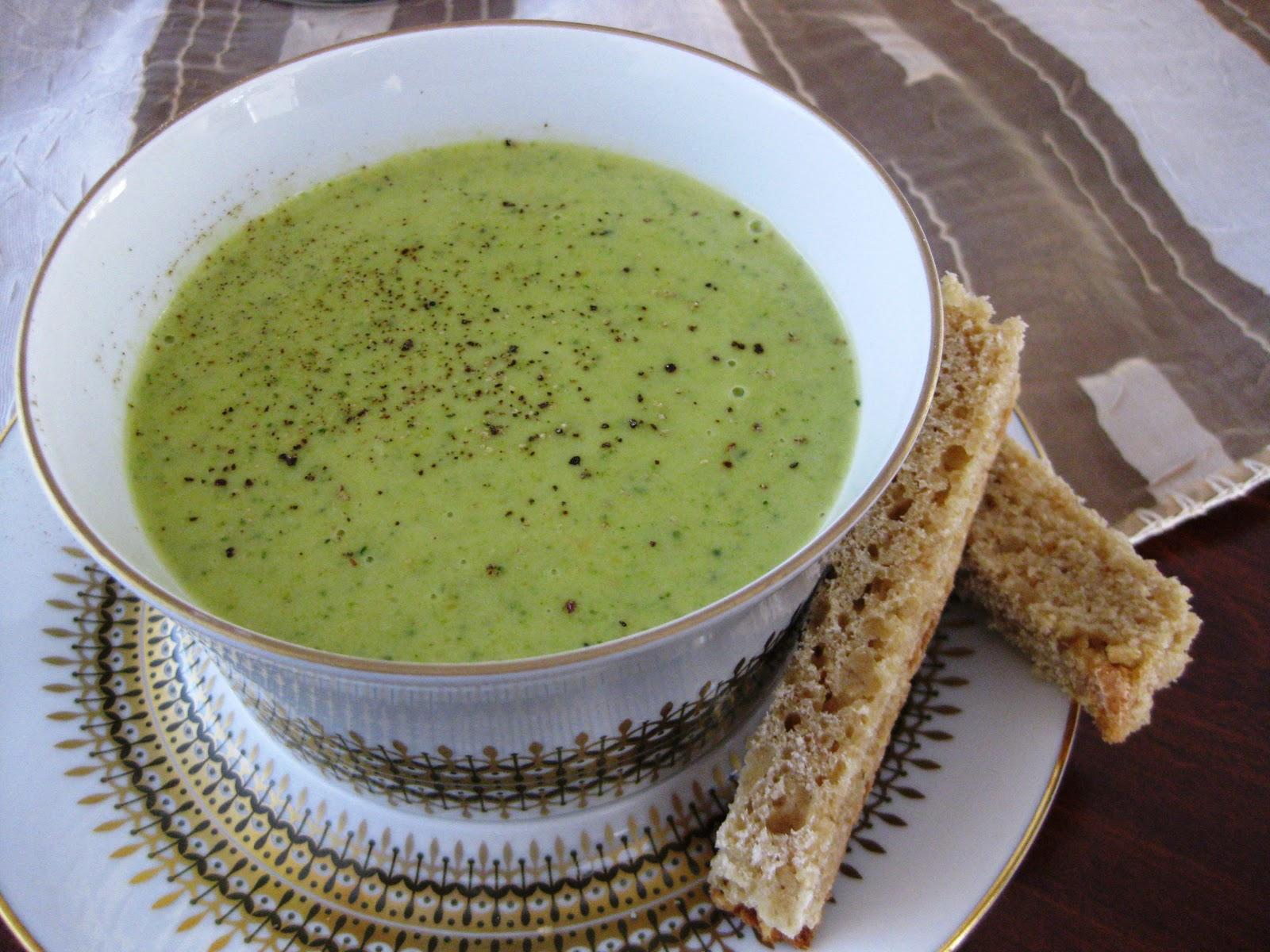 Суп пюре постный рецепт
